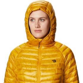Mountain Hardwear Ghost Whisperer Ul Giacca Donna, gold hour
